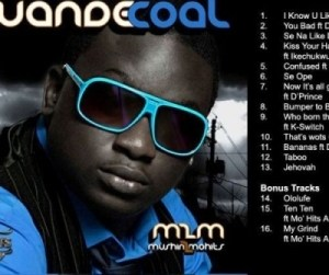 Wande Coal - Ten Ten (Mo Hits All Stars)